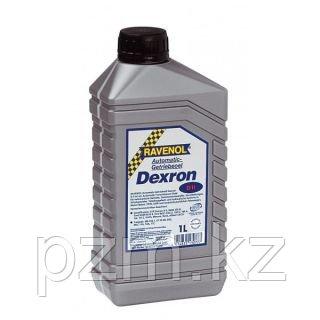Трансмиссионное масло для АКПП - RAVENOL Dexron II D 1литр