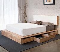 Кровати с выдвижными ящиками