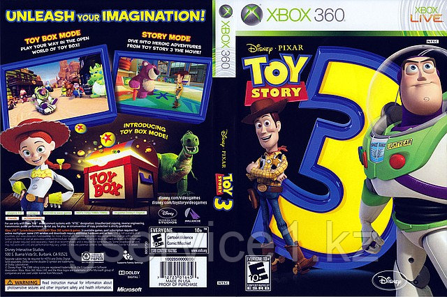 Toy Story 3 (RUS)