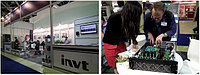 Компания INVT приняла участие в международной выставке «СИЛОВАЯ ЭЛЕКТРОНИКА И ЭНЕРГЕТИКА»