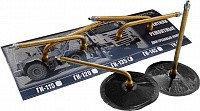 ГК-120 Вентиль грузовой камерный гнутый, с латкой 100х120мм, Россвик Rossvik