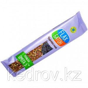 Флакс-батон ЧЕРНОСЛИВ (полезная сладость) 30 г (Компас здоровья)