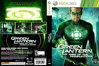 Green Latern : Rise of the Manhunters