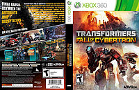 Transformers : Fall of Cybertron