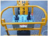Коленчатая самоходная электрическая вышка HA12 CJ+, фото 4