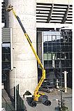 Коленчатая самоходная дизельная вышка HA260PX, фото 2