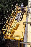 Самоходный ножничный дизельный подъемник H 12 SX, фото 4