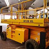 Самоходный ножничный дизельный подъемник H 12 SX, фото 8