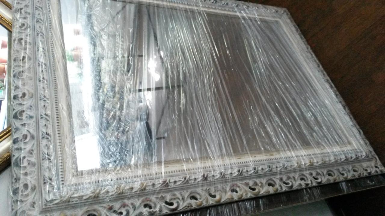 Оформление рамки зеркала по индивидуальному заказу