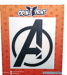 Наклейка Avengers