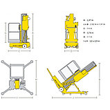 Телескопический подъемник Quick Up 11, фото 5