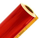 Reflective econom красная (1,22м х45м)
