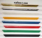 Кайма 3мм зеленая, фото 2