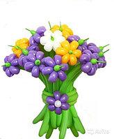 Цветы из шаров, букеты из шаров, фигуры из шаров в Павлодаре