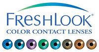Цветные контактные линзы Freshlook (2 штуки)