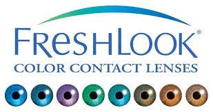 Цветные контактные линзы Freshlook (2 штуки) - фото 1