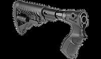 Fab defense Приклад телескопический FAB-Defense AGR 870 FK SB с компенсатором отдачи для Remington 870