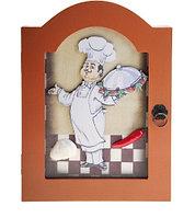 Ключница книжка Шеф-повар