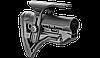 Fab defense Приклад FAB-Defense GL-SHOCK CP с регулируемым подщечником и компенсатором отдачи