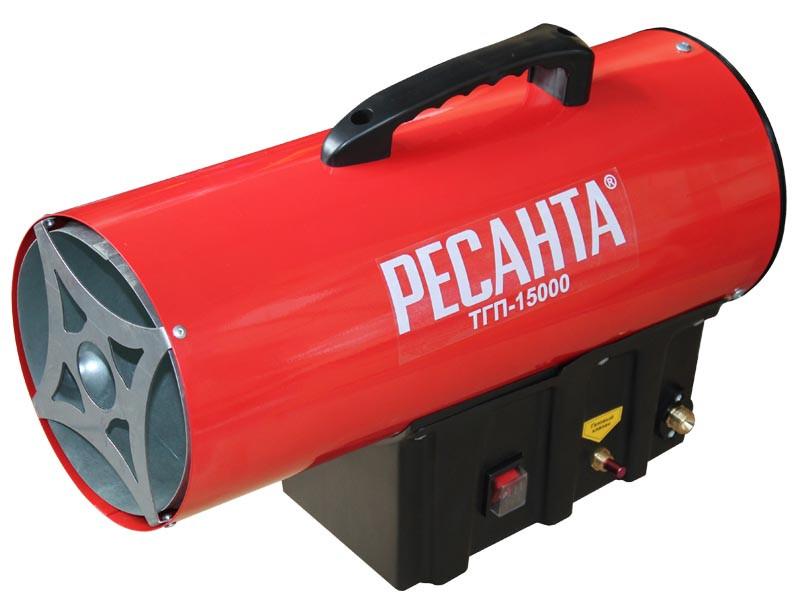 Газовая тепловая пушка 15 кВт