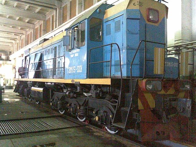 Услуги локомотивной тяги тепловоза ТЭМ-15