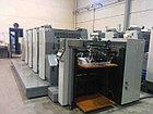 Ryobi 754, б/у 2005 - 4-красочная печатная машина, фото 2
