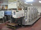 Sakurai Oliver 475SD б/у 2004 - 4-красочная печатная машина, фото 3