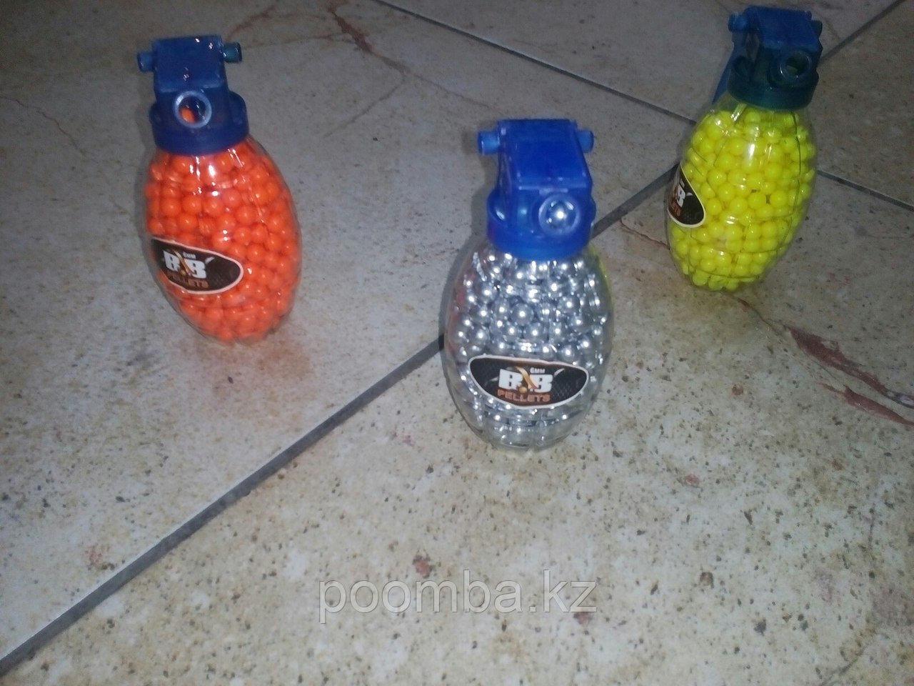 Пульки для детского оружия