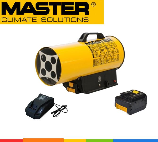 Газовые нагреватели Master: BLP 17 M - DC (с прямым нагревом)