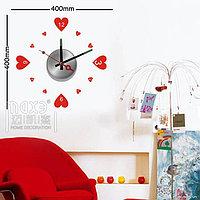 Часы стикеры (размер 40х40см)