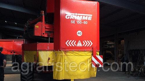 Картофелеуборочный комбайн Grimme SE 150-60  UB