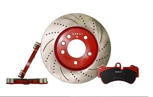 Тормозные диски GERAT