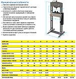 Пресс электрогидравлический, усилие 150 тонн NORDBERG N36150Е, фото 2