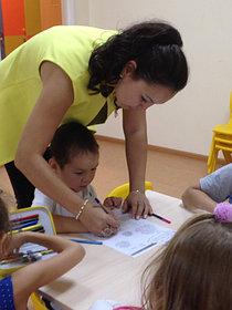 """Занятия в группах по """"Подготовке к школе"""" на казахском и русском языке, полный день и кратковременное пребывание детей. 5"""