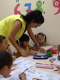 """Занятия в группах по """"Подготовке к школе"""" на казахском и русском языке, полный день и кратковременное пребывание детей. 3"""