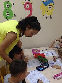 """Занятия в группах по """"Подготовке к школе"""" на казахском и русском языке, полный день и кратковременное пребывание детей. 4"""