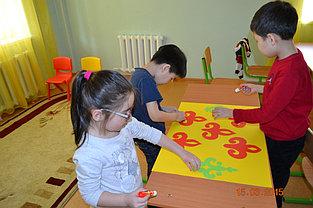 """Занятия в группах по """"Подготовке к школе"""" на казахском и русском языке, полный день и кратковременное пребывание детей. 2"""