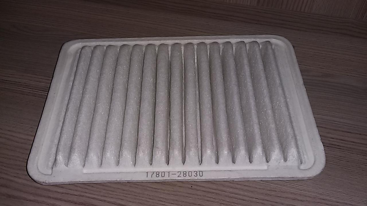Воздушный фильтр TOYOTA CAMRY (аналог фильтра) 17801-28030, SB 2145