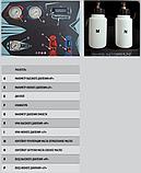 Автоматическая установка для заправки автомобильных кондиционеров NORDBERG NF12 (Италия), фото 4