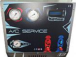 Автоматическая установка для заправки автомобильных кондиционеров NORDBERG NF12 (Италия), фото 2