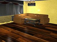 Работа Андрея Виняра в программе 3D моделирование.