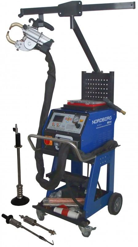 Аппарат точечной сварки c клещами NORDBERG WS10 (380В)