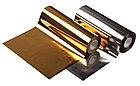 Металлизированная пленка золото-глянцевое (9281) 1м, фото 2
