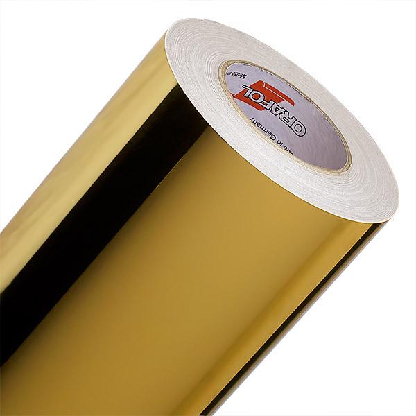 Металлизированная пленка золото-глянцевое (9281) 1м