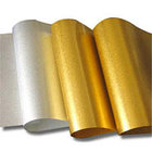 Металлизированная пленка золото-матовое (8198) 1,22м, фото 3