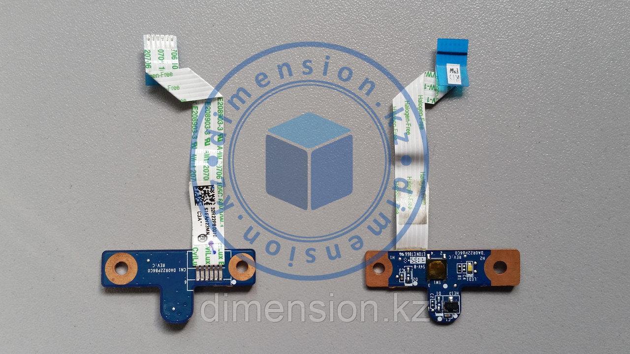 Кнопка включения HP Pavilion G6-1000 series