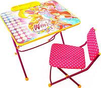 Детский стол и стул Winx Disney 2 НИКА