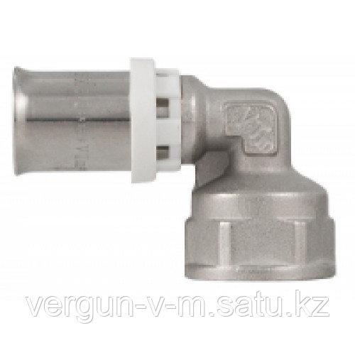 Пресс угольник с внутренней резьбой EF 16-1/2 Press (U) KingBull