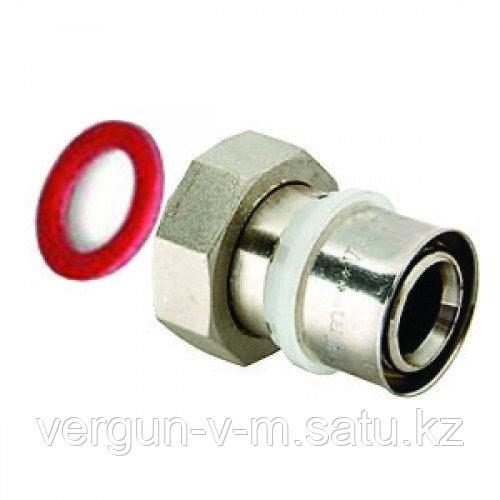 Пресс соединение разьемное с внутренней резьбой SFR 20-3/4 Press (U) KingBull
