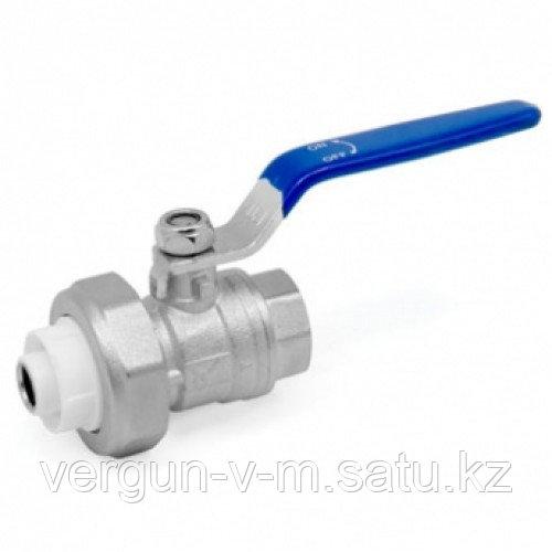 Кран шаровый труба-внутренняя резьба C-FL 25-3/4 RPAP5 KB